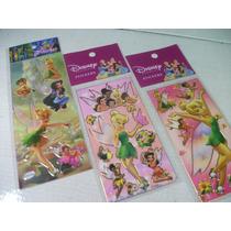 Fada Sininho Adesivo Stickers C/ 12 Cartelas