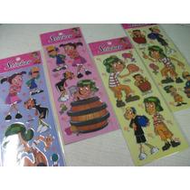 Chaves Seriado Kit Adesivo Stickers C/ 12 Cartelas