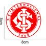 Adesivo Impresso Clube Time Internacional Inter