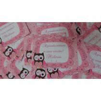 Personalizadas P/ Lembrancinhas - Adesivos E Tags