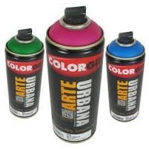 Colorgin Arte Urbana 915 Amarelo Sol Tubo Kit 04 Tubos
