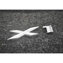 Emblema Traseiro Bmw X1 - Envio Imediato !!!!