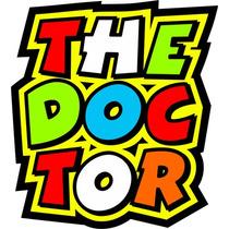 Adesivo Valentino Rossi 46 The Doctor