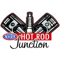 Adesivo Hot Rod Nhra Vinil Recorte A Laser