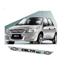 Adesivo Protetor Soleira Type01 Porta Carro Chevrolet Celta