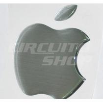 Adesivos Alto Relevo Carro Moto Maçã Apple M1 Frete Grátis