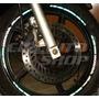 Friso Adesivo Refletivo Rec06 Roda Moto Honda Biz 125 100