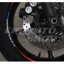 Friso Adesivo Refletivo Tri1 Roda Moto Honda Cbr 1000 Rr Cb