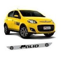 Protetor Soleira D01 Porta Carro Fiat Palio + Frete Grátis