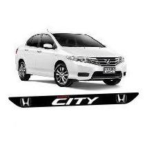 Protetor Soleira D02 Porta Carro Honda City + Frete Grátis