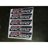 Adesivo Red Bull Racing/racers