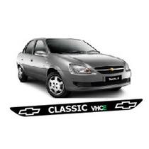 Adesivo Protetor Soleira Typ02 Porta Carro Chevrolet Classic