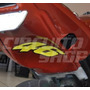 Adesivo Refletivo Moto Tuning Valentino Rossi 46 Fretegrátis