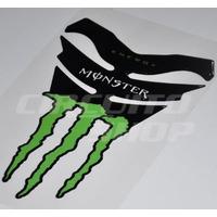 Protetor Tanque Tankpad Moto Monster M2 Top + Frete Grátis