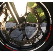 Friso Adesivo Refletivo Rec01 Roda Moto Honda Trail Nc 700 X