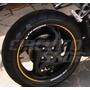 Friso Adesivo Refletivo Rec1 Roda Moto Honda Cb 1000 R Naked