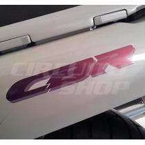Adesivo Tuning Rabeta Moto Honda Cbr 450 Sr + Frete Grátis