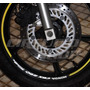 Friso Adesivo Refletivo Rec3 Roda Moto Honda Cbx 250 Twister