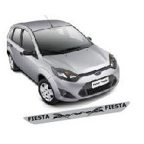 Protetor Soleira T01 Porta Carro Ford Fiesta + Frete Grátis
