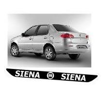 Protetor Soleira D02 Porta Carro Fiat Siena + Frete Grátis