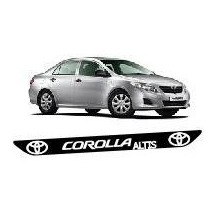Protetor Soleira M02 Porta Carro Toyota Corolla Frete Grátis