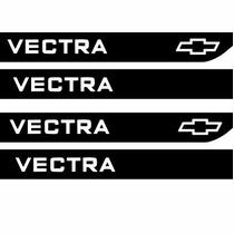 Adesivo Protetor Soleira Porta Carro Chevrolet Vectra M1