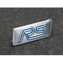 Emblema Ford Rs Focus Ranger Fusion Ecosport New Fiesta !!!