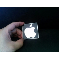 Emblema Automotivo Apple Em Metal, Peugeot, Citroen, Vw, Bmw
