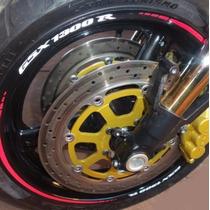 Friso Adesivo Refletivo Roda Moto Suzuki Hayabusa Gsx 1300