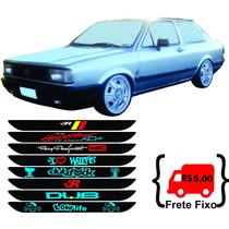 Adesivo Soleira De Porta Personalizada Colorida Para Carros