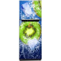 Adesivo Decorativo De Geladeira E Freezer P/ Envelopamento!