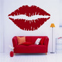 Adesivo Decorativo Beijo - Tamanho Médio