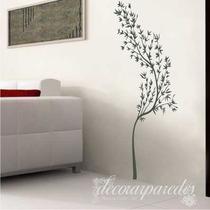 Adesivos Bambu Mosso Decorar Paredes Coleção Florais Grande