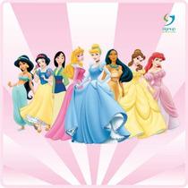 Adesivo De Parede Decorativo Princesas Disney Grande Lindo!!