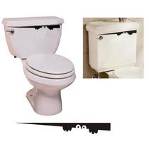 Adesivo Decorativo Parede Banheiro Vaso Assento Sanitário