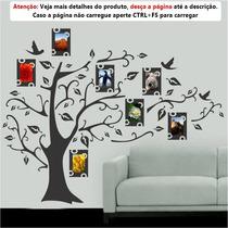 Adesivo Decorativo Árvore Com Fotos