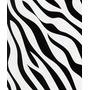 Papel Adesivo Contact 45 Cm X 20 Metros Fashion Zebra