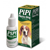 Pipi Natu Dog 20g Auxiliar Adestramento Sanitário Cães Cão