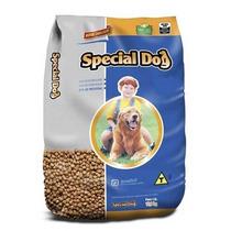 Ração Special Dog Premium Carne - 15 Kg ( Carioca Rações)