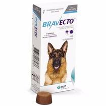 Anti Pulgas E Carrapatos Bravecto 1000mg Cães 20 Até 40kg