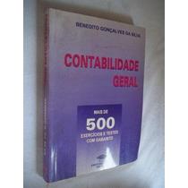 * Livro - Contabilidade Geral - Benedito Gonçalves Da Silva
