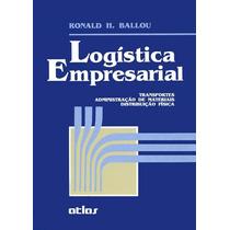 Livro Logística Empresarial Lacrado
