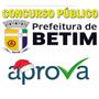 Prefeitura Betim/mg Oficial De Administração 2016 Aprova