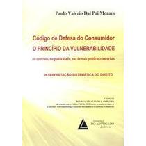 Livro Código De Defesa Do Consumidor Paulo Valério Dal Pai M
