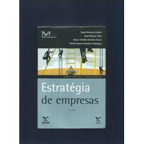 Livro Estratégia De Empresas - Fgv - Fj.jr