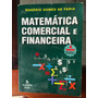 Livro Matematica Comercial E Financeira Faria