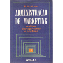 Administração De Marketing Philip Kotler Vol. 1-2e3