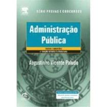 Administração Pública - Teorias E Questões - 2ª Ed