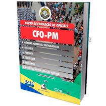 Livro Impresso Cfo - Pmesp Volume 1 E 2