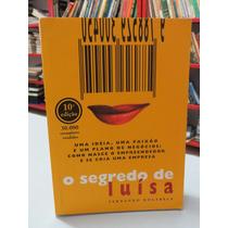 Livro O Segredo De Luísa Fernando Dolabella Administração